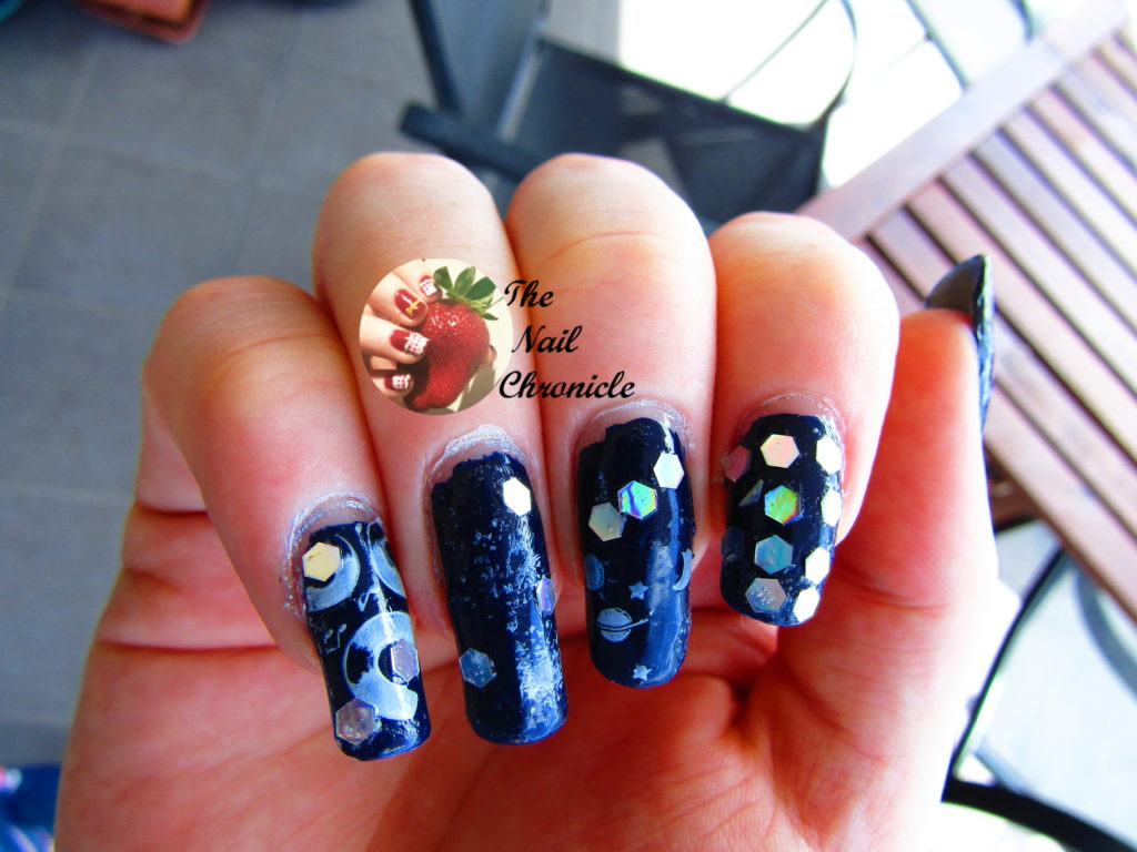 How To Get Ready For Nye New Years Eve Nail Art The Nail Chronicle